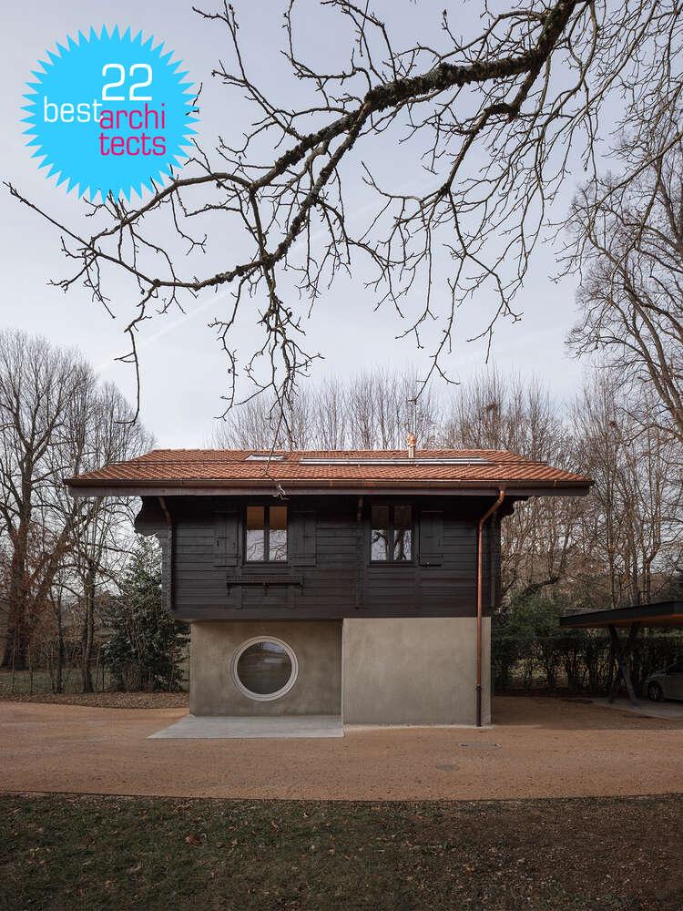 Best Architects 22 - Blue Award